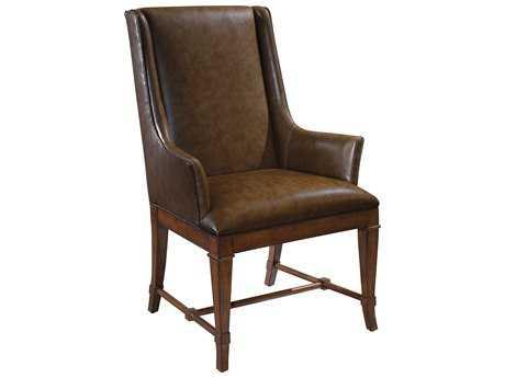 Hekman European Legacy Macadamia Dining Arm Chair