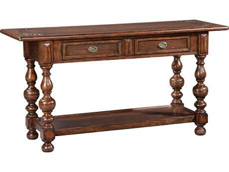Hekman Accents 62.25 x 21 Rectagular Sofa Table