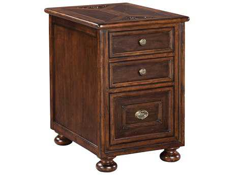 Hekman Accents 19 x 25 Rectangular Storage End Table