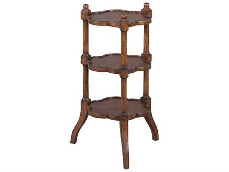 Hekman Accents Walnut Stand