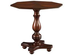 Hekman Georgetown Heights 28 Octagon Lamp Table
