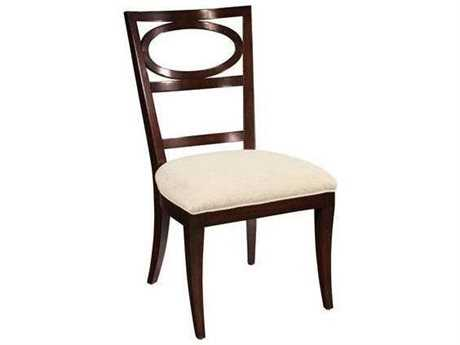 Hekman Central Park Oval Back Side Chair