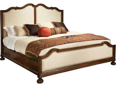 Hekman Vintage European Vintage Upholstered Queen Bed