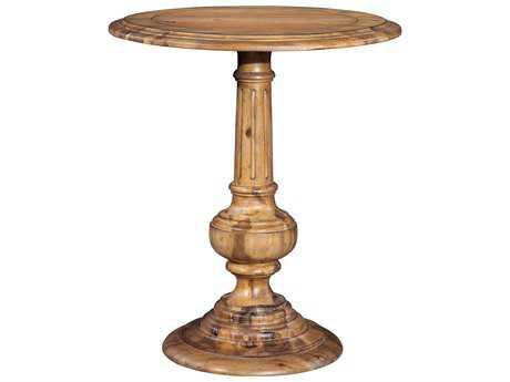 Hekman Wellington Hall Chairside Table