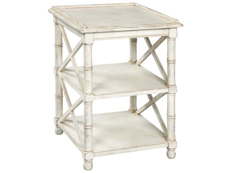 Hekman Accents 20 x 22 Rectangular End Table