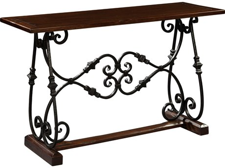 Hekman Accents 52 x 18 Gothic Console Table