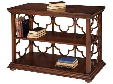 Hekman Accents Quadrifoil Bookcase