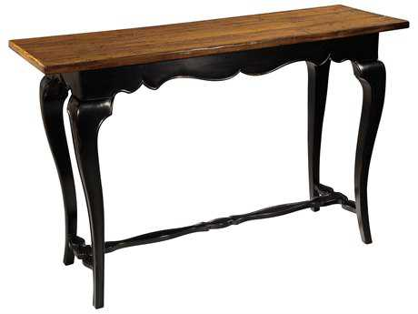 Hekman Accents 54 x 18.5 French Slab Top Console Table