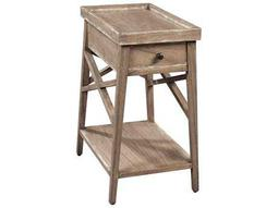 Hekman Accents Primitive Chairside Table