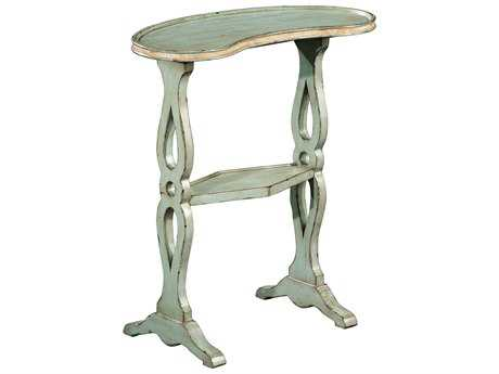 Hekman Accents Kidney Shape Side Table