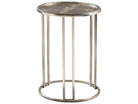 Hekman Accents Compass Chairside Table