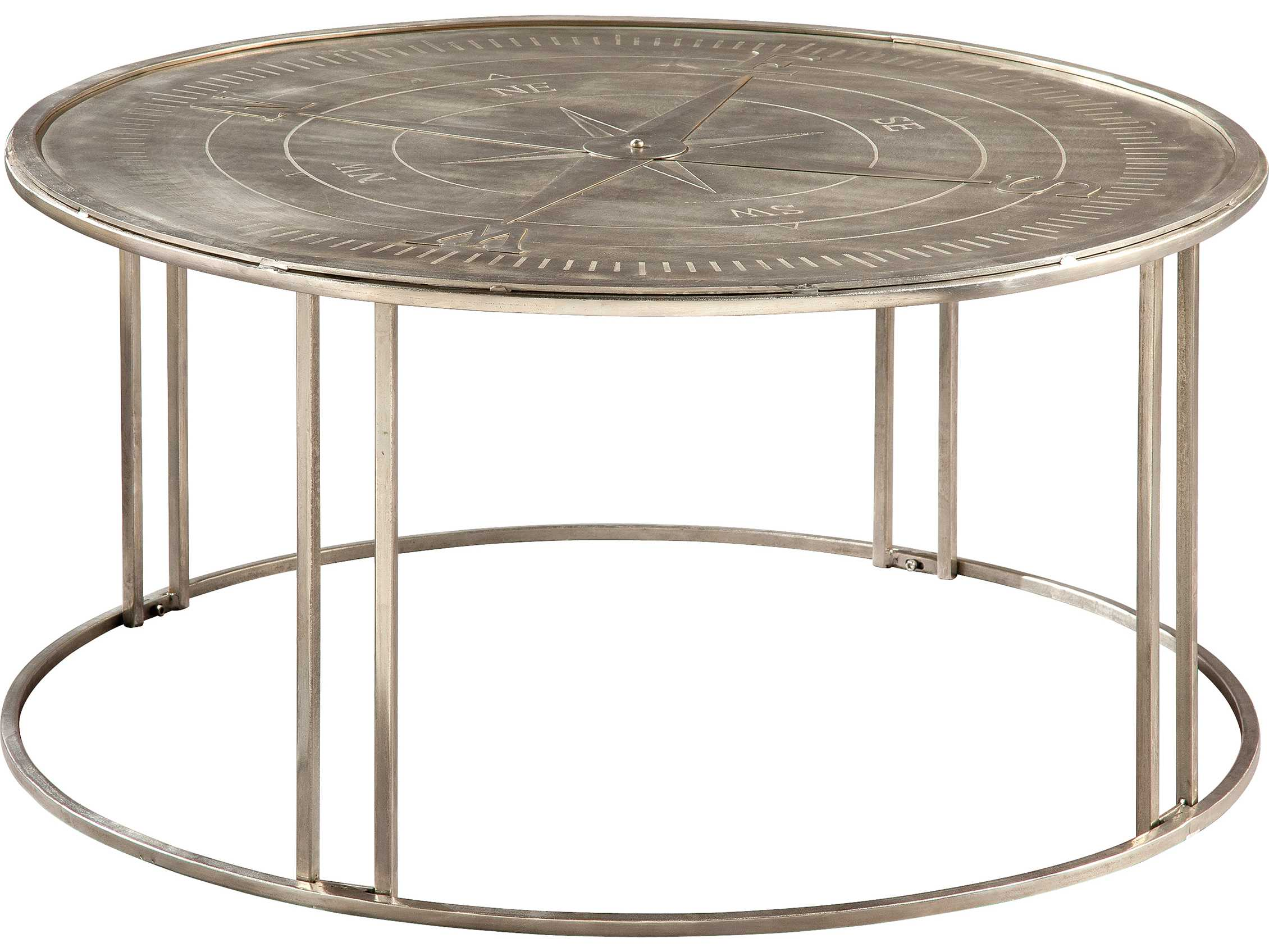 Hekman Accents Compass Coffee Table Hk27314