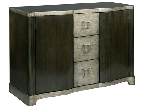Hekman Accents Serpentine Door Chest With Drawers