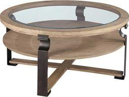Hekman Accents Weathered Wood Coffee Table