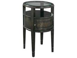Hekman Accents Oval Storage Table