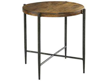 Hekman Accents Metal & Wood End Table