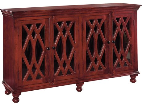 Hekman Accents Wooden Special Reserve Four-Door Sideboard