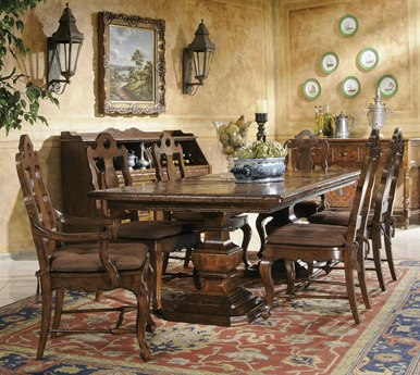 Hekman Rue De Bac Dining Room Set