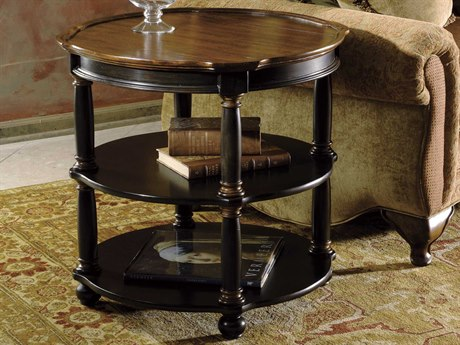Hekman Tuscan Estates 28 Round Library Table