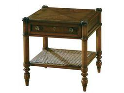 Hekman Accents 25 Sqaure Lamp Table