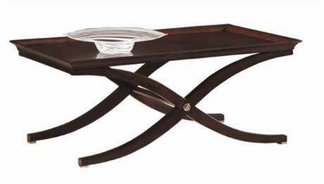 Hekman Metropolis 48 x 28 Rectangular Coffee Table