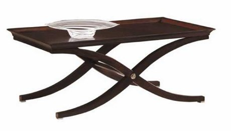 Hekman Metropolis 48 x 28 Rectangular Coffee Table