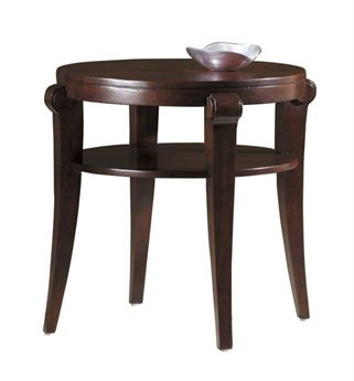 Hekman Metropolis 28 Round End Table