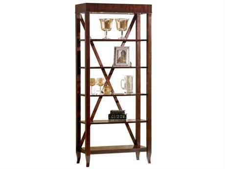 Hekman Metropolis Five-Shelf Tall Etagere