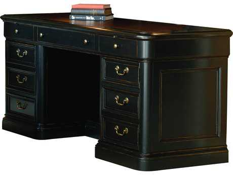 Hekman Office 72 x 24 Executive Credenza in Louis Phillipe