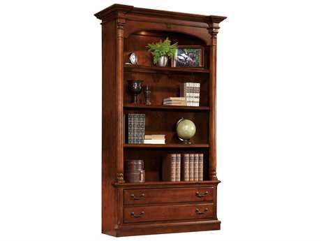 Hekman New Office Executive Bookcase Center
