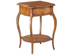 Hekman Accents 17 Square Cordial Table with Drawer