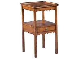 Hekman Accents 15 Square Cordial Table with Drawer