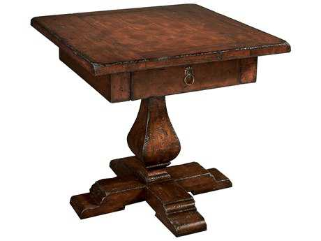 Hekman Havana 31 Square Servant End Table