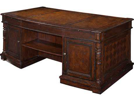 Hekman Havana74S42 Inch Partners Desk
