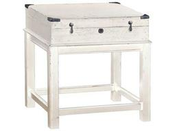 Hekman Accents 24.25 x 19.25 Rectangular Box On Stand in Driftwood