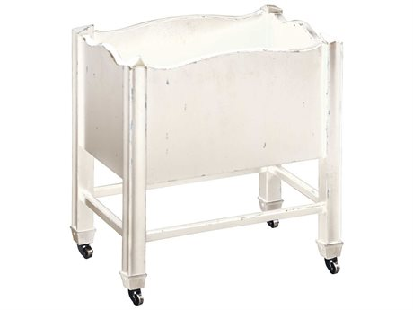 Hekman Accents 11 x 17 Storage on Casters in Driftwood
