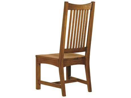 Hekman Arts & Crafts Wood Side Chair
