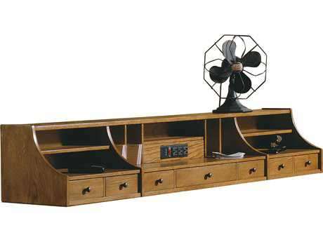Hekman Arts & Crafts 57 x 10 Writing Desk Deck