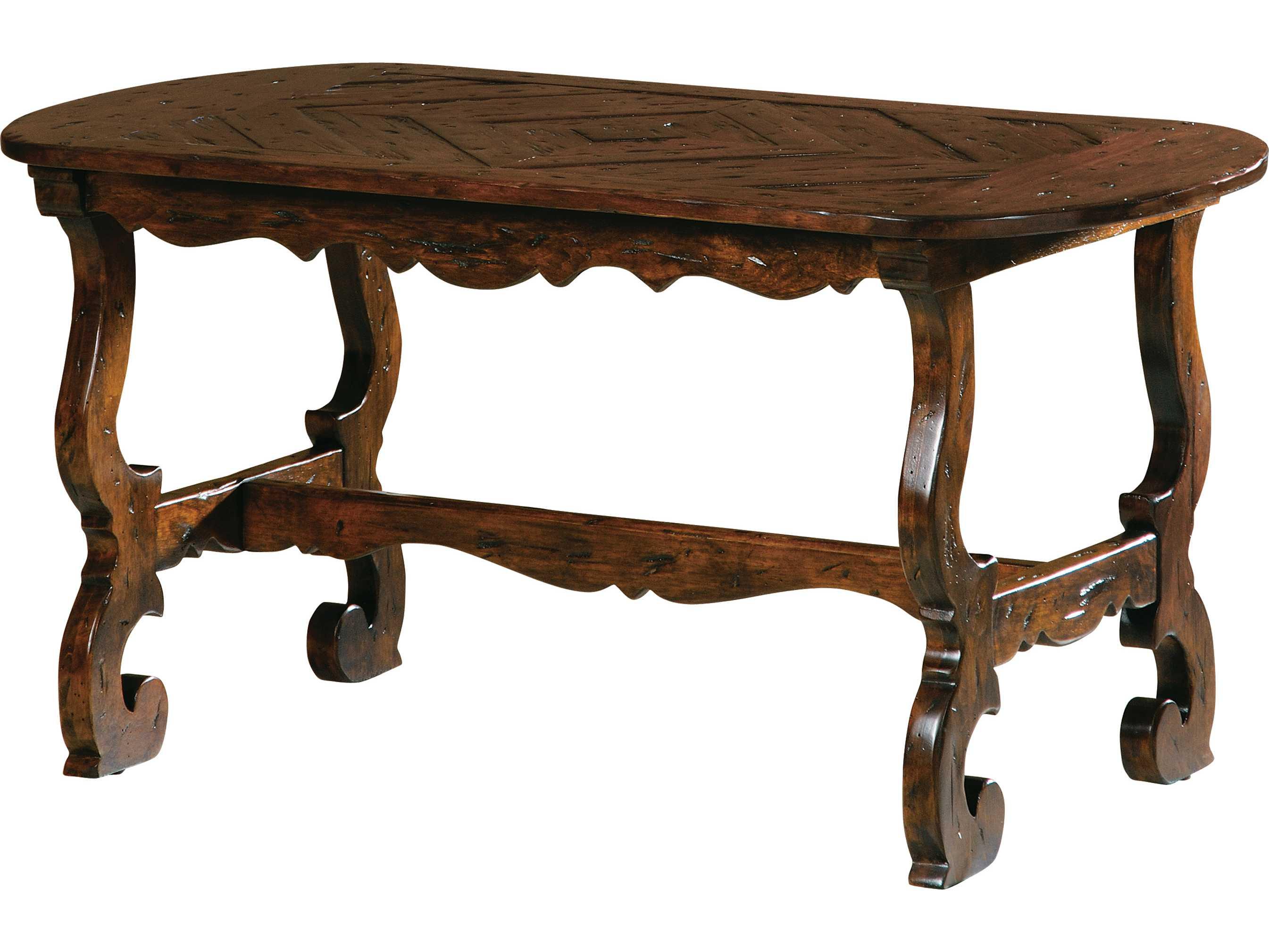 Hekman Rue De Bac 42 X 22 Rectangular Coffee Table Hk87201
