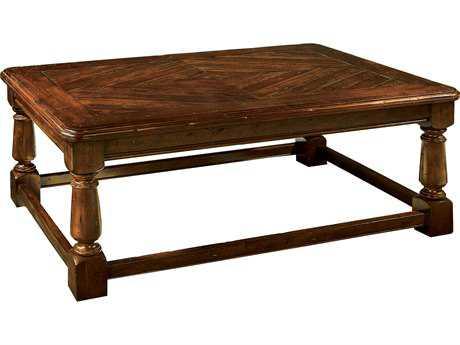Hekman Rue De Bac 54 x 36 Rectangular Coffee Table