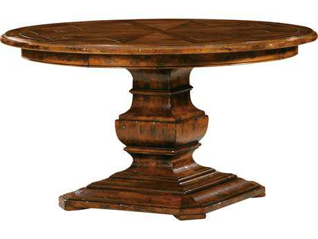 Hekman Rue De Bac 54 Round Pedestal Dining Table