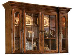 Hekman Rue De Bac Glass Panel Door Display Deck