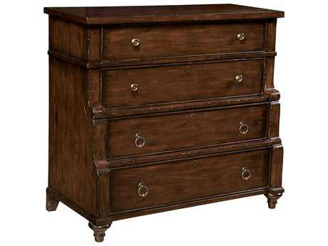 Hekman Charleston Place 46 x 23.5 Four Drawer Media Chest