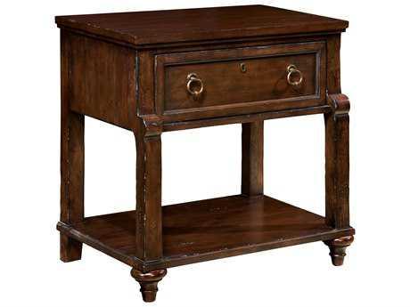 Hekman Charleston Place 30 x 20.5 Rectangular Nightstand