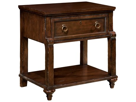 Hekman Charleston Place 30 x 20.5 Rectangular Nightstand