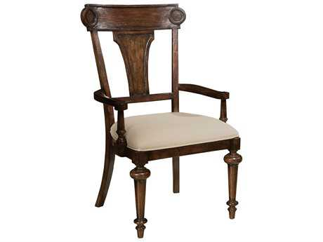 Hekman Charleston Place Panel Upholstered Side Chair