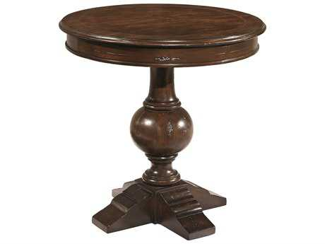 Hekman Charleston Place Round Lamp Table