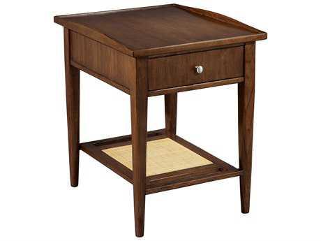 Hekman Mid Century Modern Walnut Century Modern End Table