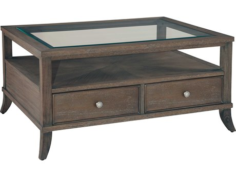 Hekman Urban Retreat Sumatra Coffee Table with Drawers
