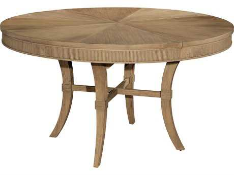 Hekman Urban Retreat Khaki (Light) Round Dining Table